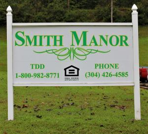 Smith Manor in Matewan